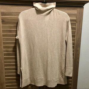Ann Taylor Loft Mockneck Sweater